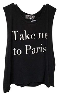 Wildfox Top Black