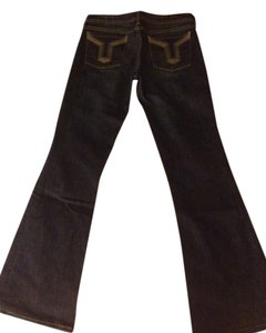 Citizens of Humanity Boot Cut Pants Dark wash