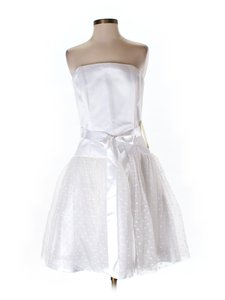 Jessica McClintock New Crinoline Satin Dress Wedding Dress