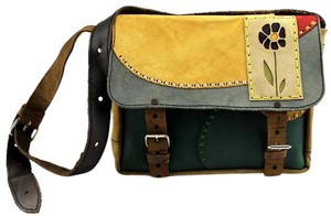 Western Saddle Cross Body Bag