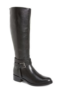 Cole Haan Grand.os Knee-high black Boots