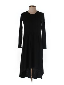 black Maxi Dress by Graham & Spencer Petite Work Office School Church