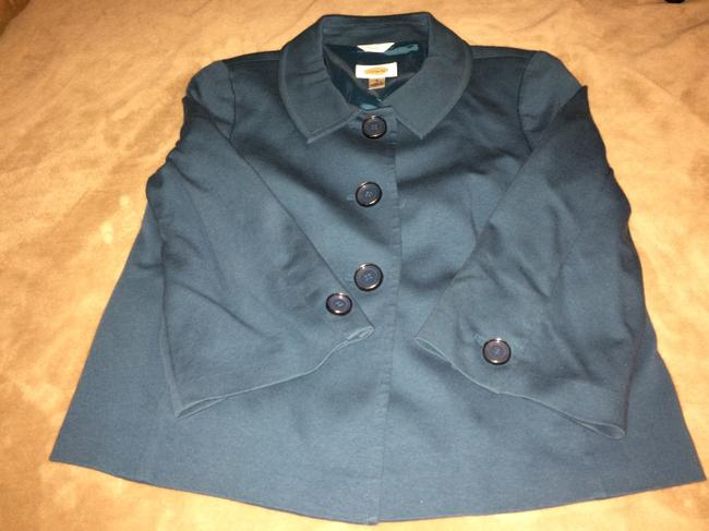 Talbots Teal Jacket