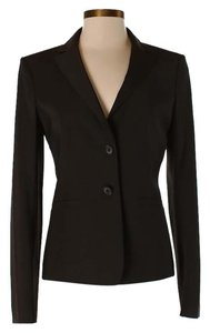 Ann Taylor Wool Office Work School Designer black Blazer