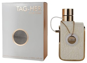 ARMAF TAG HER 3.4 Oz EDT For Women By ARMAF
