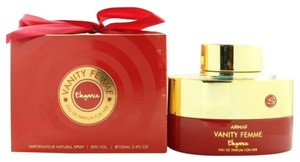 ARMAF VANITY ELEGANCE 3.4 Oz EDP For Women By ARMAF