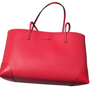 Gucci Tote in Red Tabasco