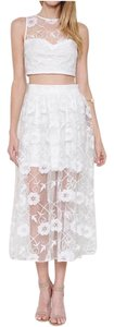 L'ATISTE Two Piece Set Lace Wedding Dress