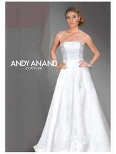 Andy Anand Couture Andy Anand Aa9011 Wedding Dress
