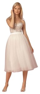BHLDN Tulle Bridal Tutu Skirt White