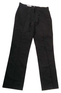Jil Sander Size 0 Trouser Pants Black