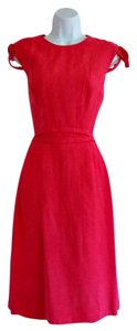 Other Vintage 50s 1950s Wiggle Retro Dress