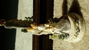Love Is Patient Musical Figurine