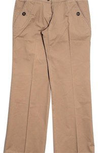 New York & Company Boot Cut Pants Khaki tan