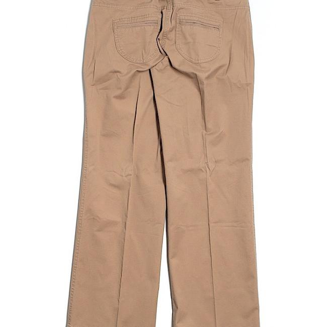 New York & Company Boot Cut Pants Khaki tan Image 1