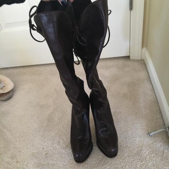 Brian Atwood Dark brown Boots Image 2