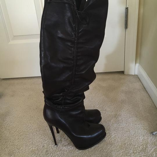 Brian Atwood Dark brown Boots Image 3