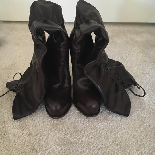 Brian Atwood Dark brown Boots Image 5