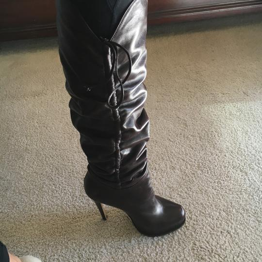 Brian Atwood Dark brown Boots Image 6