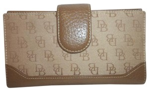 Dooney & Bourke Signature Monogram Jacquard Wallet