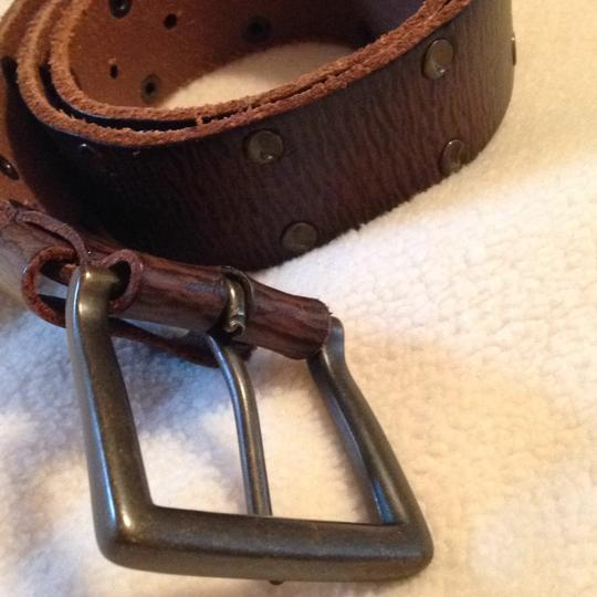 Levi's brown leather Belt Levis Brown Leather Image 2