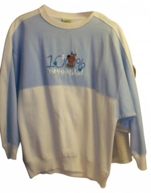 Preload https://item4.tradesy.com/images/bluecream-scooby-doo-sweatshirthoodie-size-16-xl-plus-0x-20133-0-0.jpg?width=400&height=650