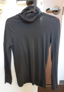 J.Crew Turtleneck Cotton Gray Sweater