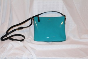 Kate Spade Classic Party Patent Leather Cross Body Bag