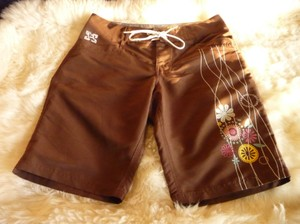 Immersion Research Shorts Multi-colored; Brown, Blue, White, Yellow and Pink