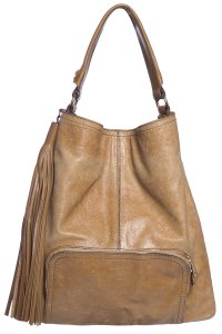 Givenchy Satchel in Distressed Olive Tan