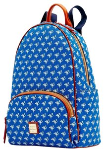 Dooney & Bourke & Jays Leather Canvass Backpack