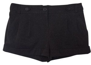 Express Cuffed Shorts Dark gray/ grey