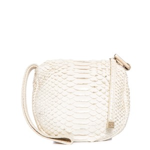 Chanel Wristlet in White