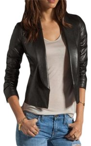 Vince Leather Blazer Leather Jacket