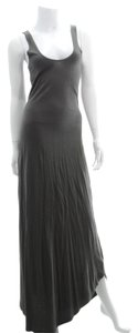 Grey Maxi Dress by Groceries Maxi