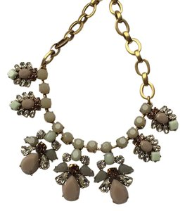 J.Crew Studded J.Crew spring necklace