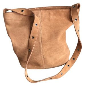 Urban Outfitters Bucket Suede Chic Hobo Bag