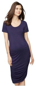 A Pea In The Pod short dress Blue on Tradesy
