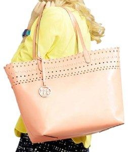 Emelie M Tote in Cream/Natural