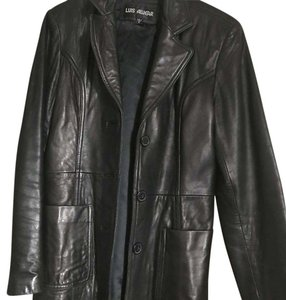 Luis Alvear Leather Jacket