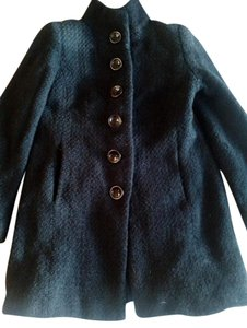 Ann Taylor 100% Wool Lined Coat