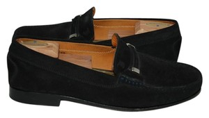Tod's Mens Loafers black Formal