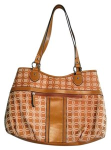 Croft & Barrow Satchel in Tan