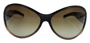Chanel Transparent Brown Gradient Chanel Sunglasses 6016 c. 872/13 66