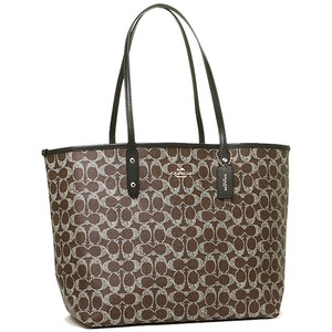 Coach Tote in D. BROWN
