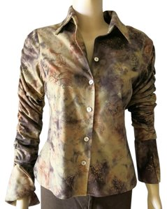 Franko Mirabelli Button Down Shirt