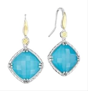 Tacori Tacori Island Rains Turquoise Drop Earrings