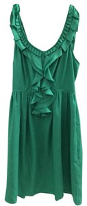 Elle short dress Green on Tradesy