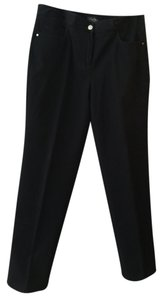 Cache Straight Pants Black