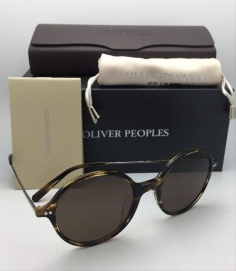Oliver Peoples New OLIVER PEOPLES Sunglasses CORBY OV 5347SU 100373 51-19 Cocobolo Image 2
